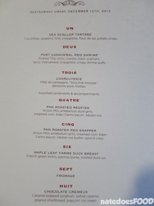 Orsay French Restaurant In Jacksonville Fl